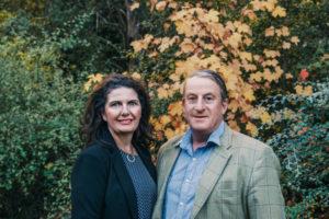 Sarah and Richard Burdon