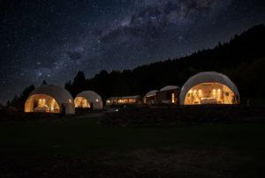 Star gazing in Wanaka